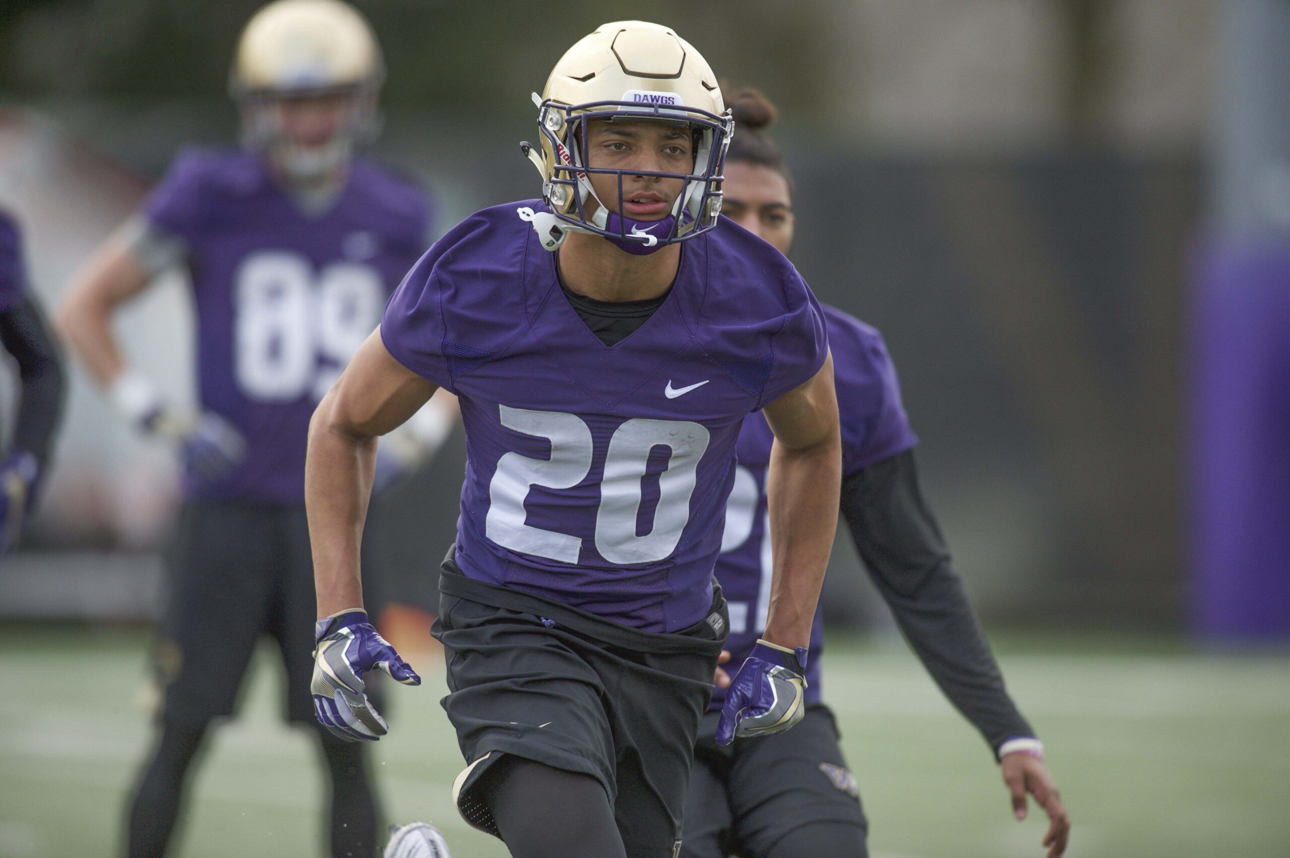 BREAKING: Husky Starting Receiver to Enter Transfer Portal