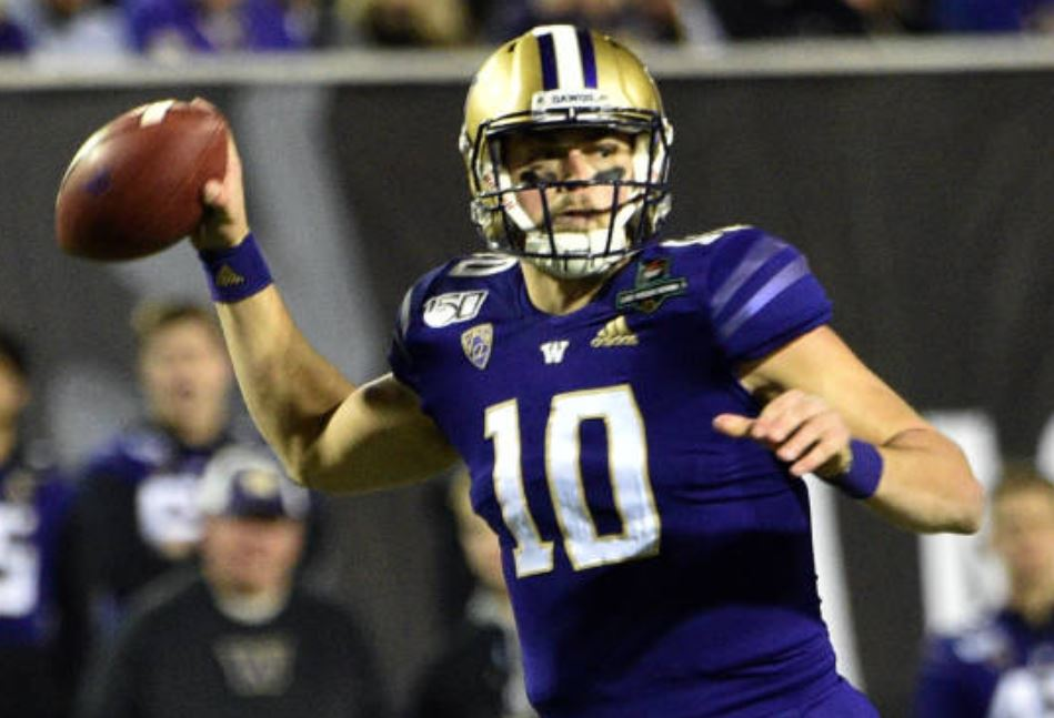 Jacob Eason's departure means Washington truly is entering a new era offensively